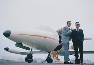 Learjet, primeira família dos jatos, completa 50 anos