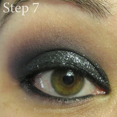 new year's eve makeup tutorial with make up for ever aqua eyes 0L