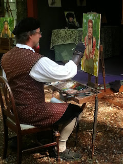 King Richard's Faire Artisan