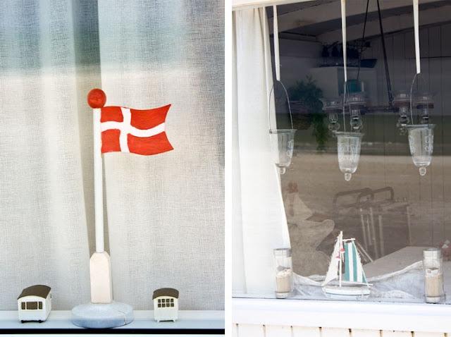 Amalie loves Denmark Dekoration im Badehaus