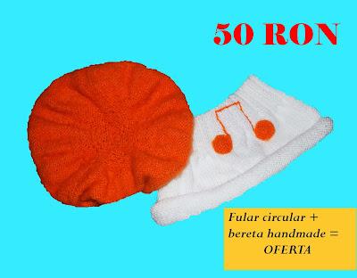 oferta fular circular bereta 2014 handmade