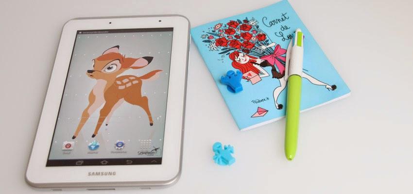 laitfraisecréation - fond d'écran bambi