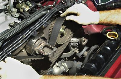 It's time to replace your timing belt