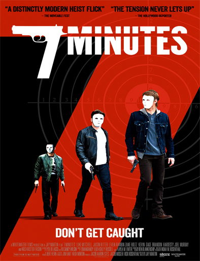 Ver 7 Minutes (Atraco en 7 minutos) (2014) Online