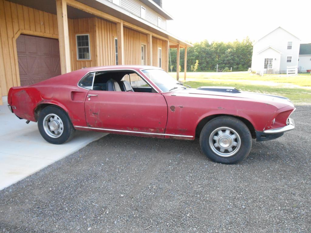 10k: Mach Some Lemonade: 1969 Ford Mustang Mach 1
