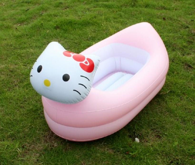 childzworld inflatable safety bath tub. Black Bedroom Furniture Sets. Home Design Ideas