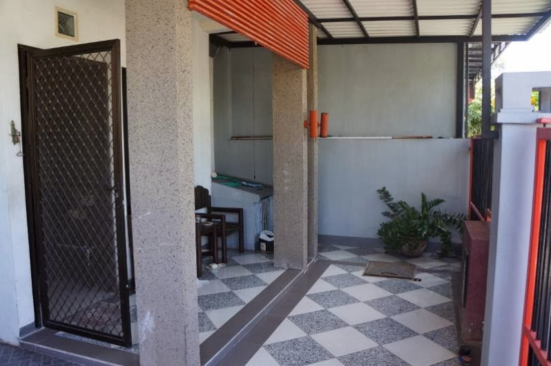 penjelasan teras rumah minimalis modern