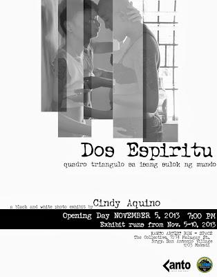 Poster: Dos Espiritu, Quadro Triangulo sa Isang Sulok ng Mundo