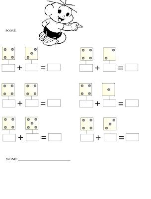 Atividades de matemática para 2ºano