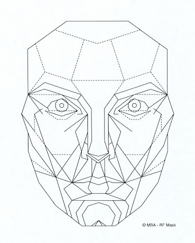 Stephen Marquardt Phi (Golden ratio) mask