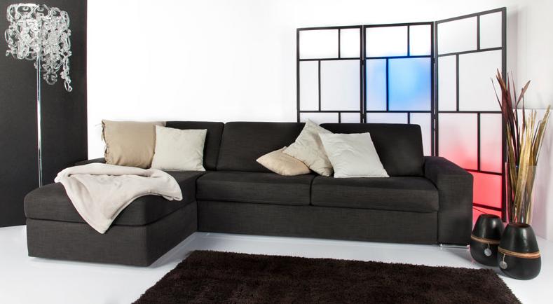 Divani blog tino mariani divani con penisola for Lunghezza divano letto