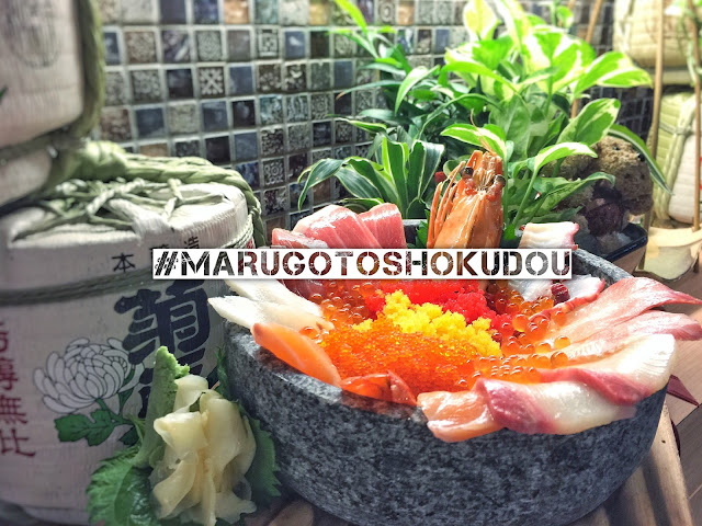 Marugoto Shokudou at Broadway Plaza Singapore