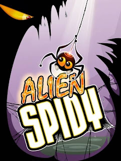 Game Alien Spidy ISO