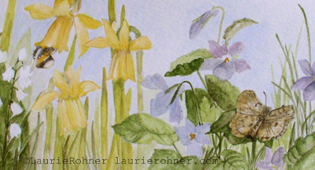 original botanical art by laurierohner.com