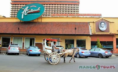 Mango Tours at The Aristocrat Restaurant