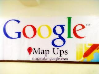 Google Mapup IBA Karachi
