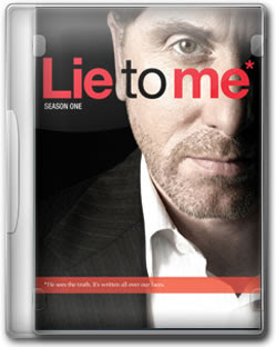 Lie To Me   1ª Temporada  DVDRip XviD + Legendas