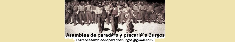 Asamblea de parad@s y precari@s  Burgos