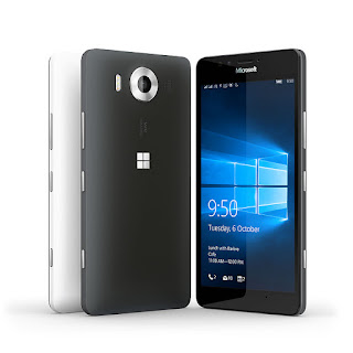 Lumia 950 specifications
