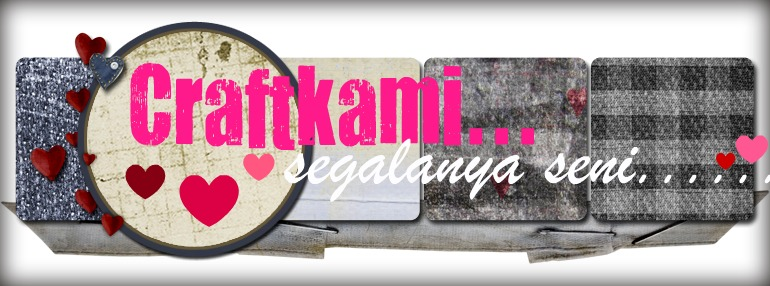 craftkami....segalanya seni