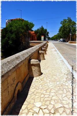 Puente de Carlos III, Almansa