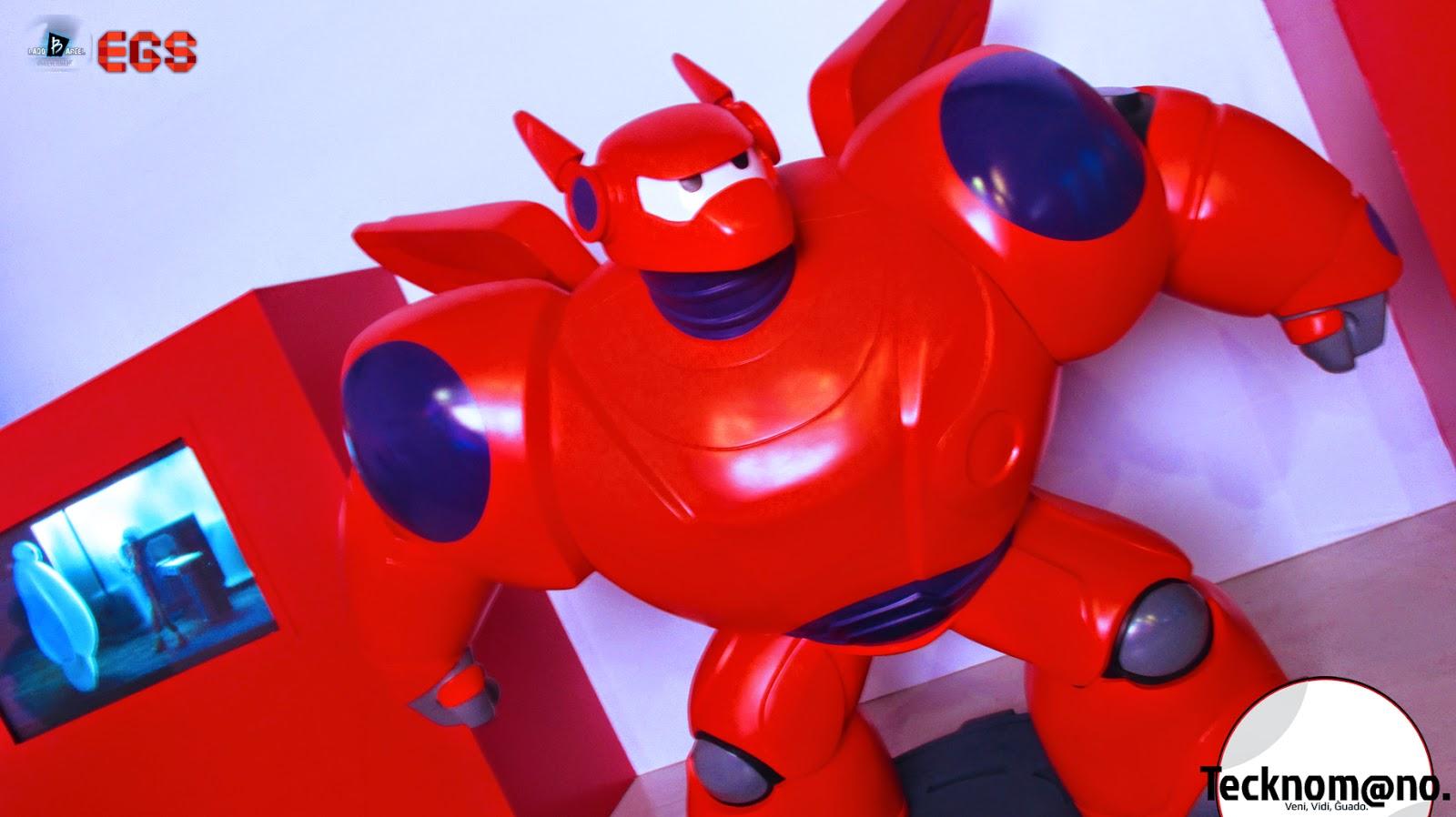 Big Hero 6 Regresa con nuevo Trailer desde la Comic-con de NY