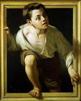Escaping Criticism, 1874, by Pere Borrell del Caso