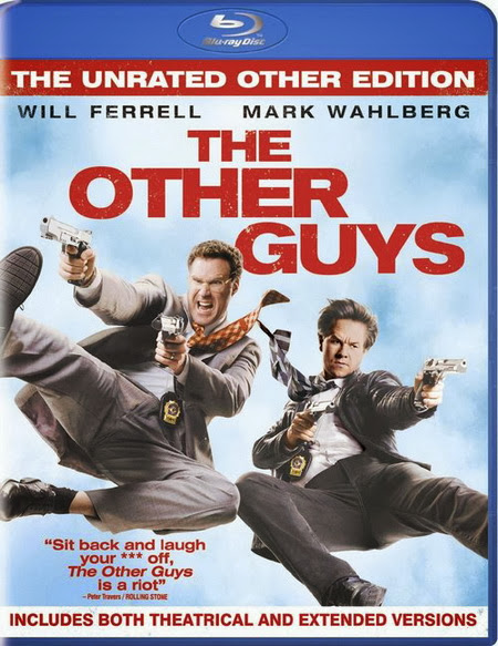 The Other Guys 2010 Hindi Dubbed Dual Audio BRRip 400mb