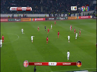 Prediksi Pertandingan Georgia vs Jerman