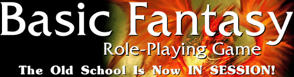 Basic Fantasy Roleplaying Game