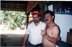 Poetinha Silas e Cantor Walter Careca (In Memoriam)