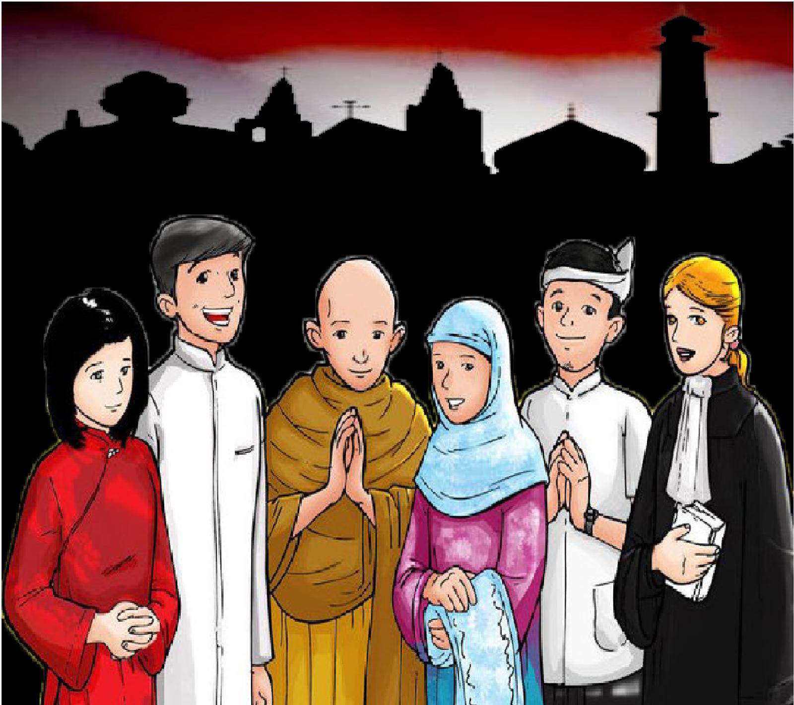 10 Santri Bicara Soal Terorisme yang Dikaitkan Dengan ...