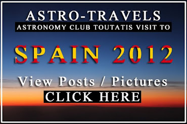 Read Club's astronomy trip in Spain