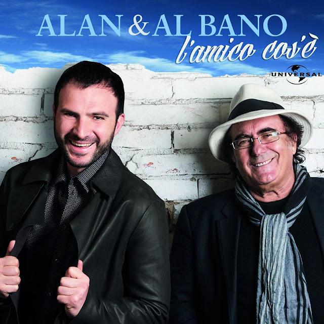Alan e Al Bano - L'amico cos'è