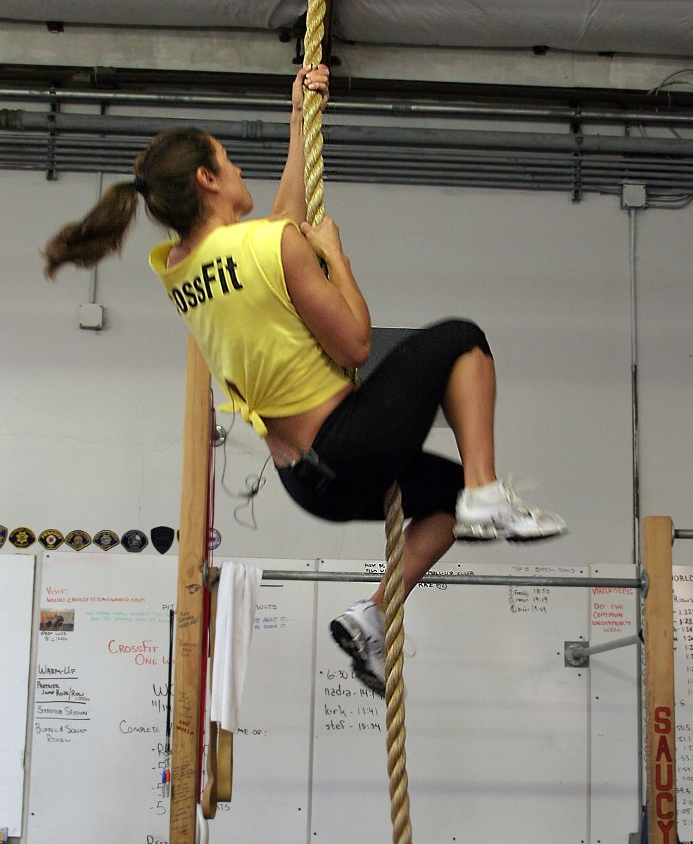 Crossfit Gloves For Rope Climbing: Toronto Personal Trainer: Fitness Trends For