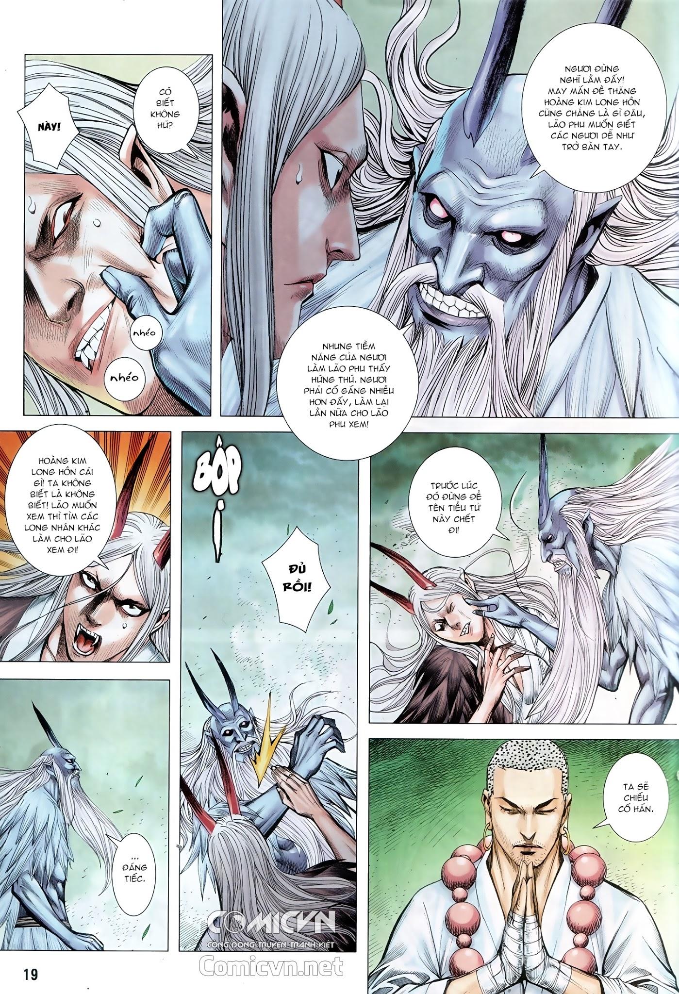 Tây Du chap 104 Trang 18 - Mangak.info