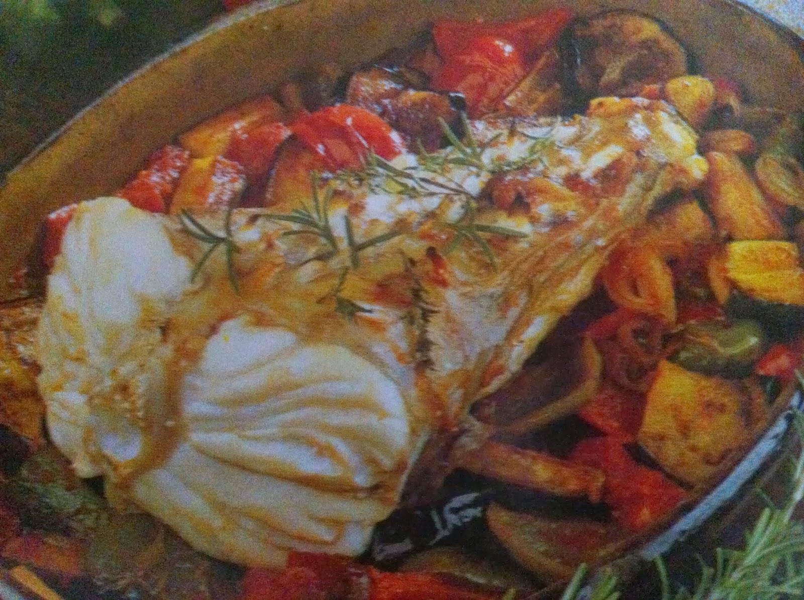 Cuisine marocaine queue de lotte la proven ale - Comment cuisiner la queue de lotte ...