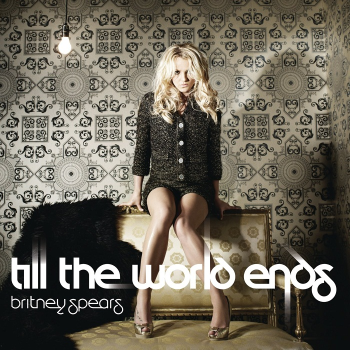 TILL THE WORLD ENDS ES CERTIFICADO DE ORO EN AUSTRALIA