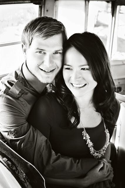 Michelle + Dan ~ Engagements in Las Vegas
