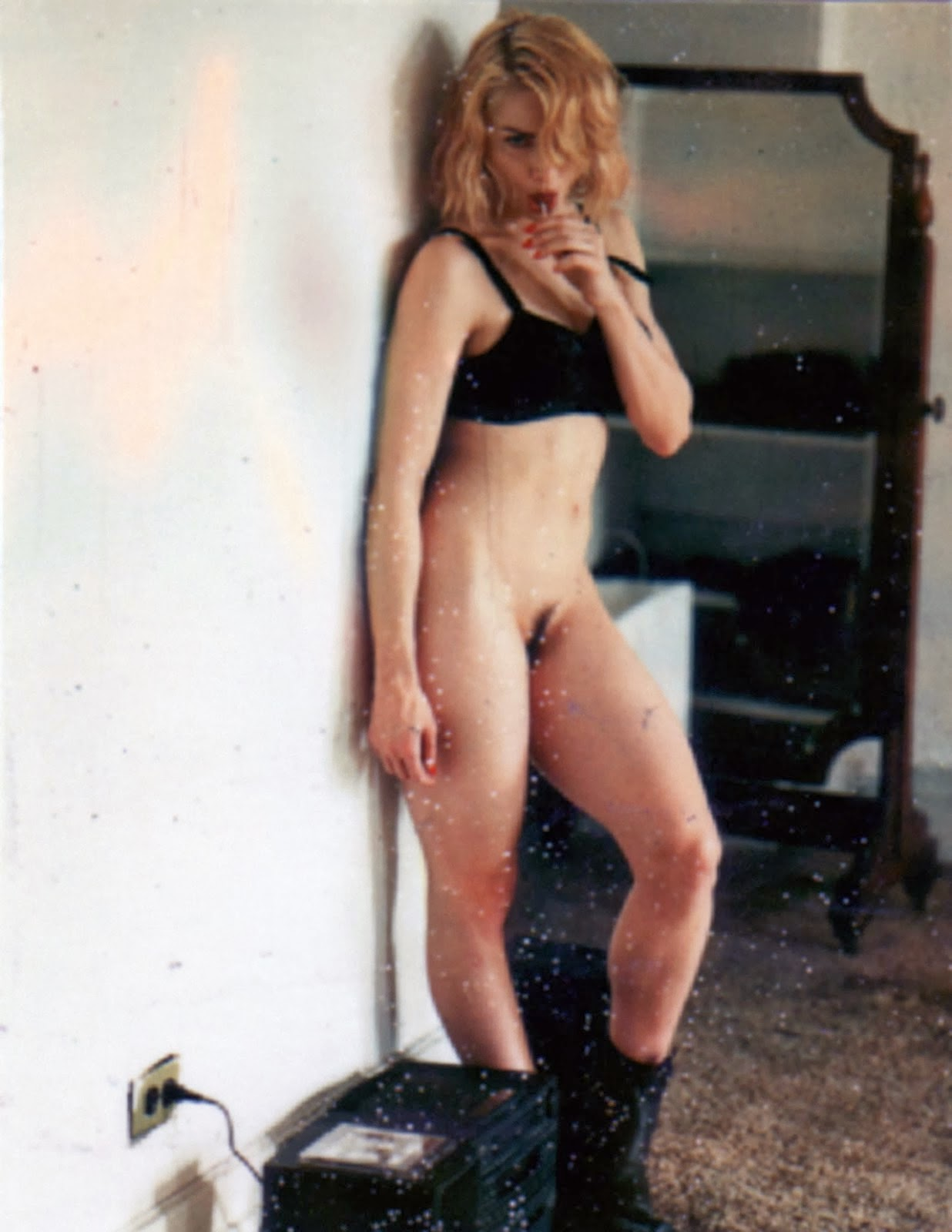 Madonna nude pics from her sex book, young girls with painted on clothes