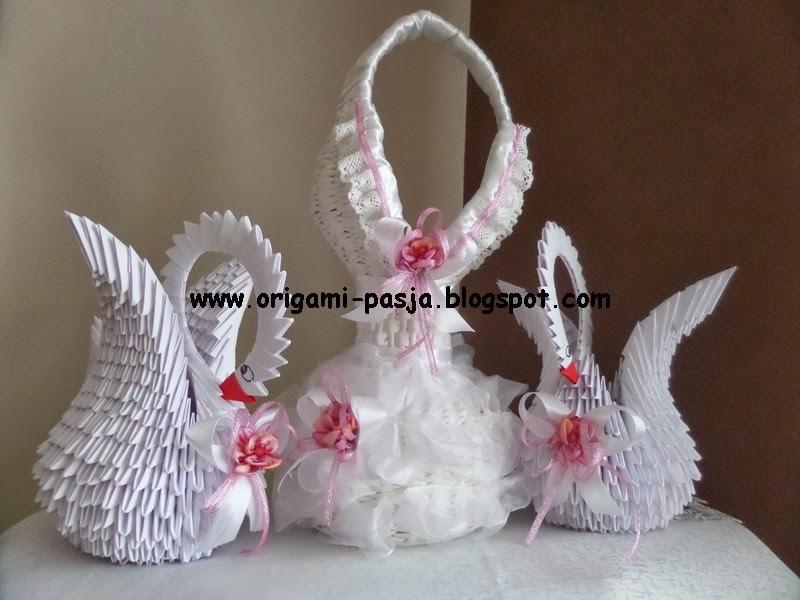 Sukienko-kosz ślubny