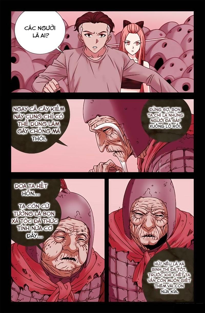 Huyết Ma Nhân Chapter 202 - Hamtruyen.vn
