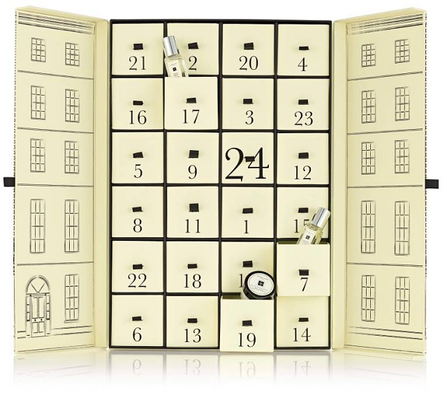 Jo Malone beauty advent calendar 2014 harrods