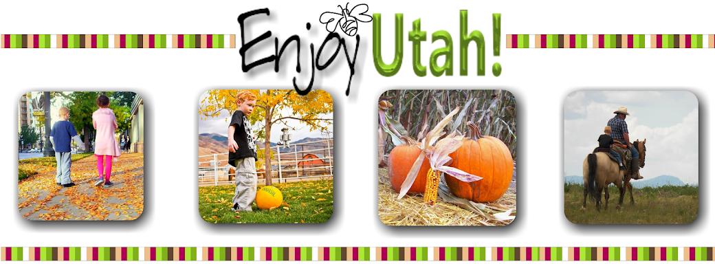 Enjoy Utah!