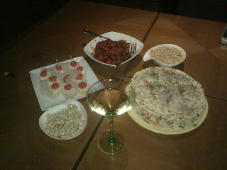 Movie, Music, Masala Papad and Martini