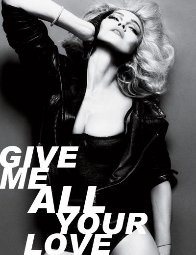 give me your love lyrics: