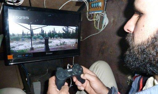 Sham II: La nueva máquina de combate de los rebeldes sirios Photo_1355084430686-1-0