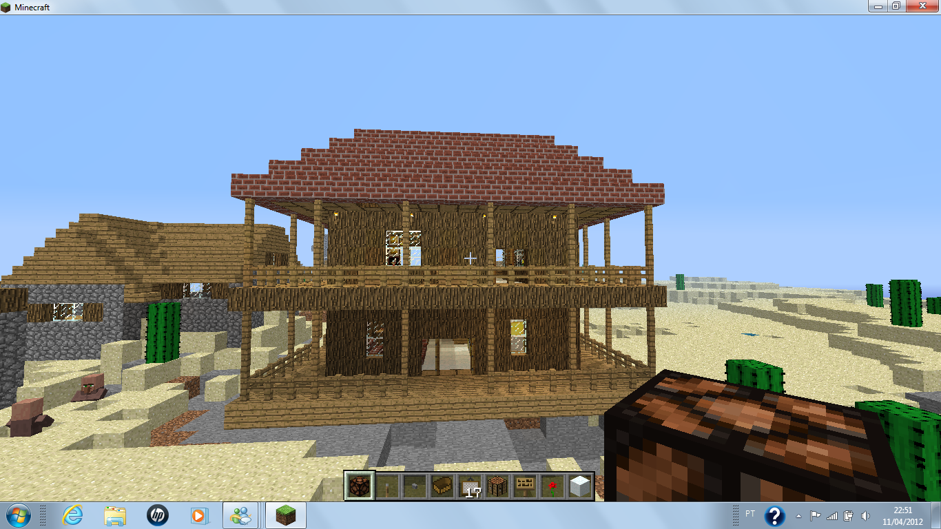 Minecraft for Casas modernas minecraft 0 9 5