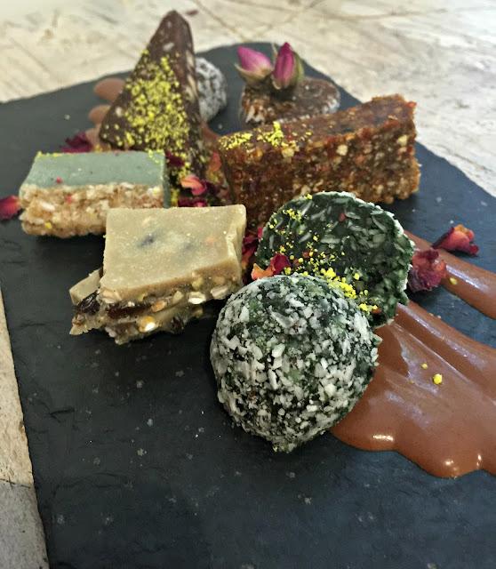 Nama Artisan Raw Foods Dessert