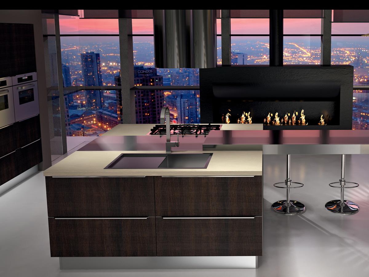Awesome belle cucine moderne ideas - Cucine belle moderne ...